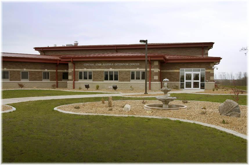 Central Iowa Detention
